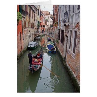 Venetiaans Kanaal - 2 Briefkaarten 0