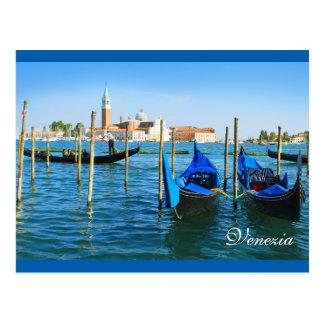 Venetiaans Laguna Briefkaart