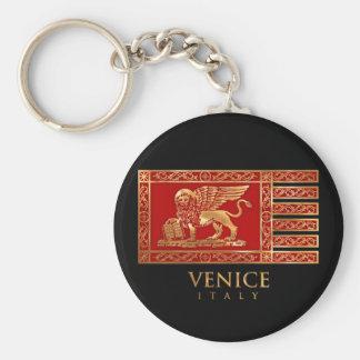 Venetiaanse Vlag Sleutelhanger