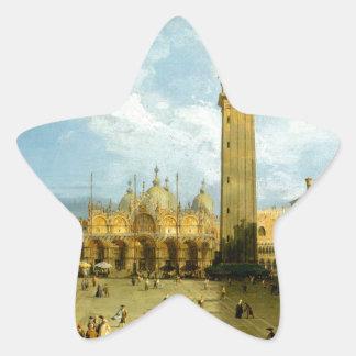 Venetië 1720 ster sticker