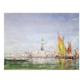 Venetië Briefkaart