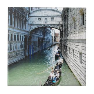 Venetië, Italië Tegeltje