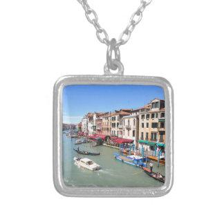 Venetië, Italië Zilver Vergulden Ketting
