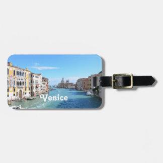Venetië Kofferlabel