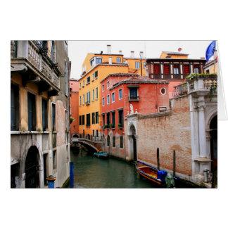 Venetië Serenissima Wenskaart