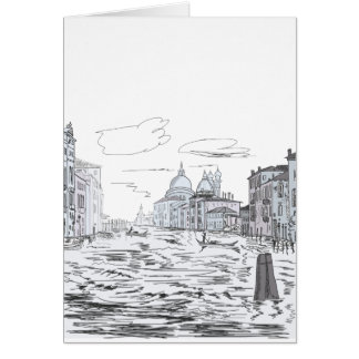 Venetië. Stad op het water Kaart