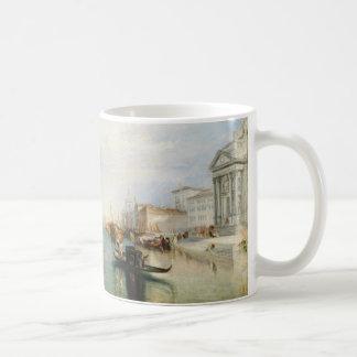 Venetië, van de Portiek van dellaBegroeting van Koffiemok