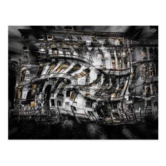 Venezia - L'Ultimo Giudizio Briefkaart