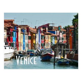 Venezia, Venetië Briefkaart