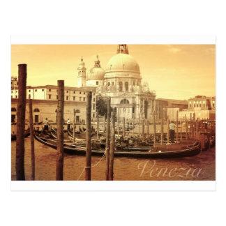 Venezia, Venetië Italië Briefkaart