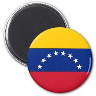 Venezolaanse Vlag - Vlag van Venezuela - Bandera Magneet