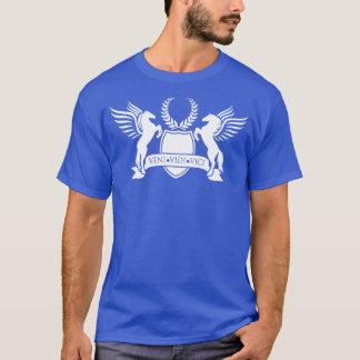 Veni Vidi Vici Groot Kenteken T Shirt