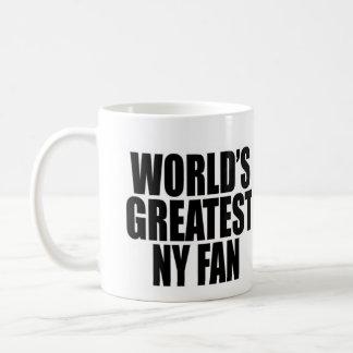 Ventilator van New York van de wereld de Grootste Koffiemok
