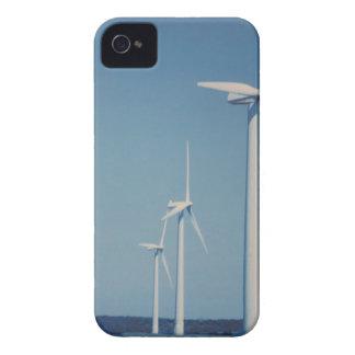 VENTILATORS van Alternatieve Energie: WIND, Zonne, iPhone 4 Hoesje