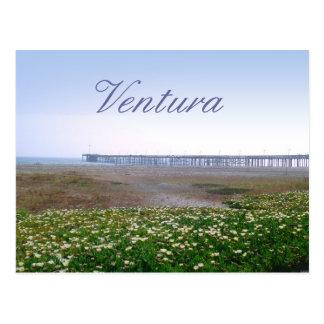 Ventura Duinen en het Briefkaart van de Reis van