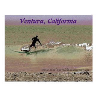 Ventura SUP Briefkaart