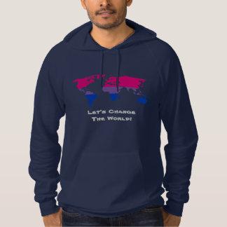 Verander het Sweatshirt van de Wereld