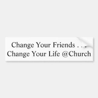 Verander Uw sticker van Vrienden