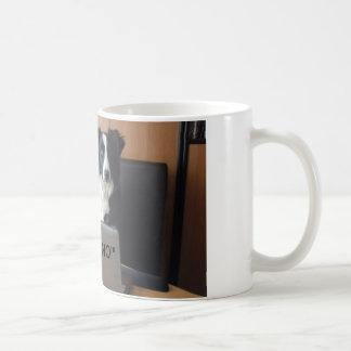 Verantwoordelijke de Collies van de grens Koffiemok