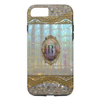 Veraspeace VII Barok   Monogram iPhone 8/7 Hoesje