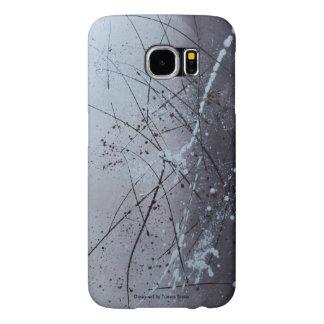Verbazend abstract hoesje voor Samusung S6 Samsung Galaxy S6 Hoesje