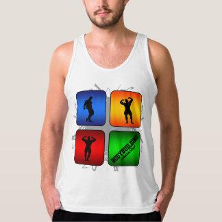 Verbazende Stedelijke Stijl Bodybuilding T Shirt