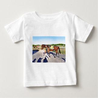 Verbind - de Winnaar van de Derby van Pennsylvania Baby T Shirts
