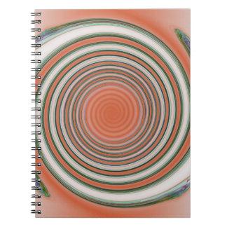 Verbindende spiraal - ringband notitie boeken