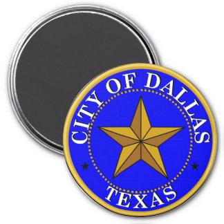 Verbinding van Dallas, Texas Magneet