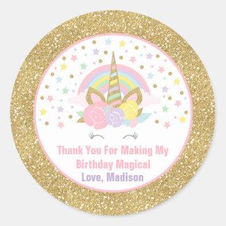Verbinding van de Sticker van het Label van de