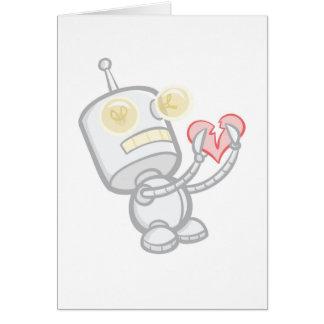 Verbreken Bot 2000 Briefkaarten 0