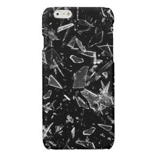 Verbrijzeld Glas iPhone 6 Hoesje Glanzend
