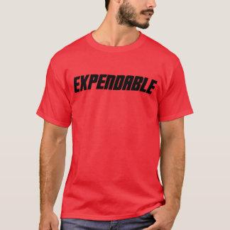 Verbruiks Rood Overhemd T Shirt