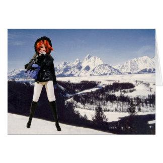 Verdi bezoekt het Nationale Park van Grand Teton Kaart