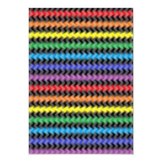 Verdraaide Kleuren Kaart