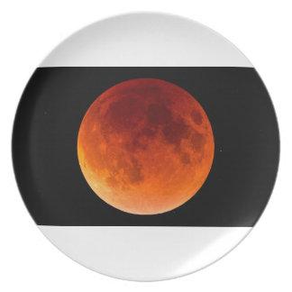Verduistering van de Maan van het Bloed Bord