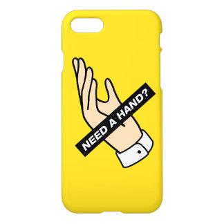 VEREIS EEN HAND? iPhone 8/7 HOESJE