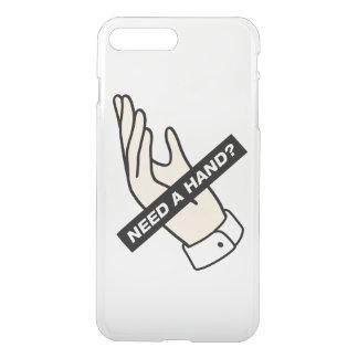 VEREIS EEN HAND? iPhone 8/7 PLUS HOESJE