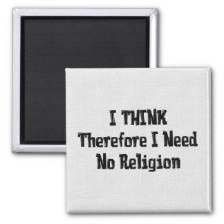 Vereis geen Godsdienst Magneet