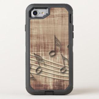 vereis meer Muziek OtterBox Defender iPhone 8/7 Hoesje