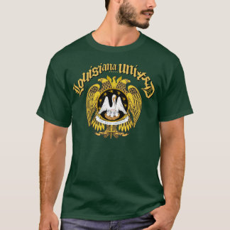 Verenigd Louisiane T Shirt
