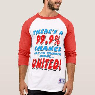 VERENIGDE 99.9% (blk) T Shirt