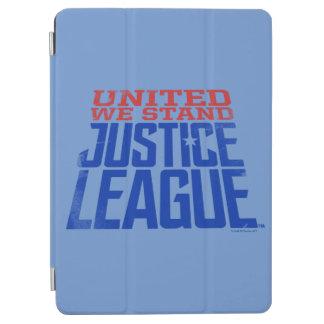 Verenigde Liga | van de rechtvaardigheid bevinden iPad Air Cover