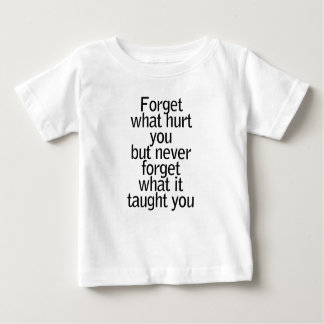vergeet baby t shirts