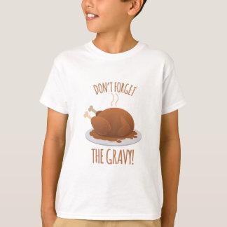 Vergeet geen Jus T Shirt