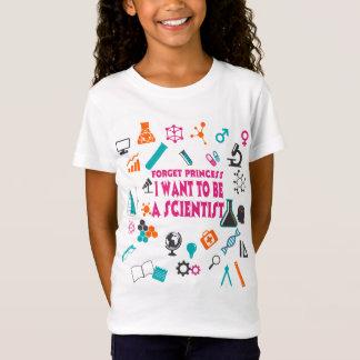 Vergeet Prinses die ik heb willen om een T-shirt