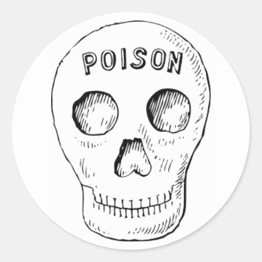 vergift stickers
