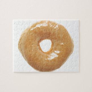 Verglaasde Doughnut Puzzel