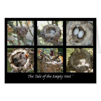 Verhaal van het Lege Nest Kaart