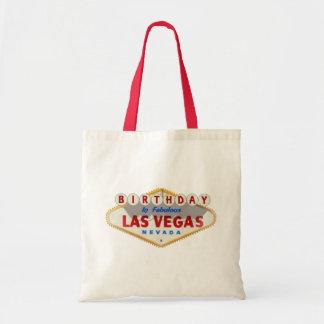 VERJAARDAG in de Fabelachtige Zak van Las Vegas Draagtas